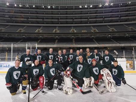 My Hockey Days