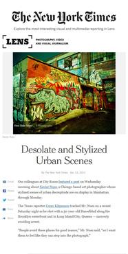 New York Times - Lens