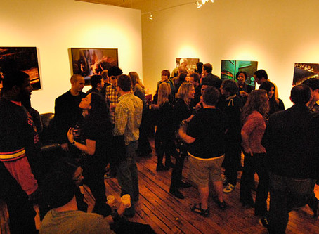 End of an era: My last 2nd Friday in the Chicago Art District