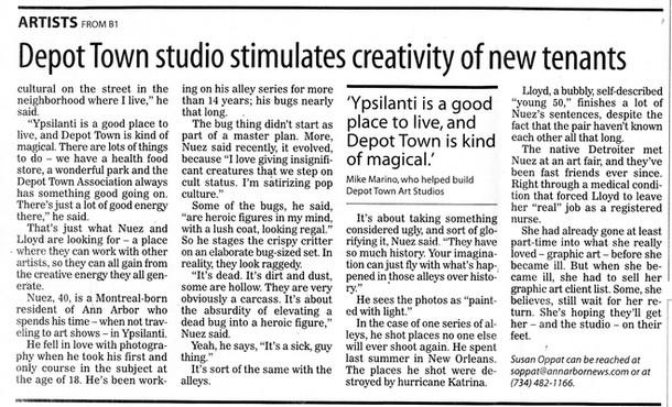 Ann Arbor News 2
