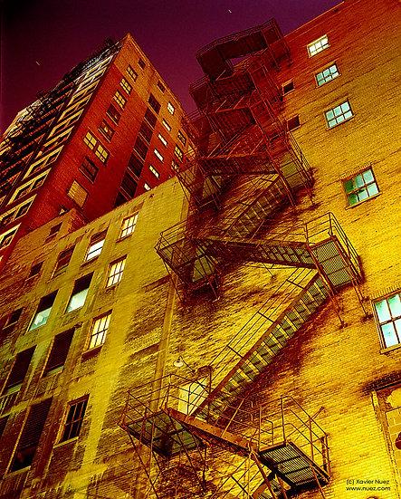Alleys & Ruins no. 72, Zig Zag (2005, Chicago, IL, 10pm)