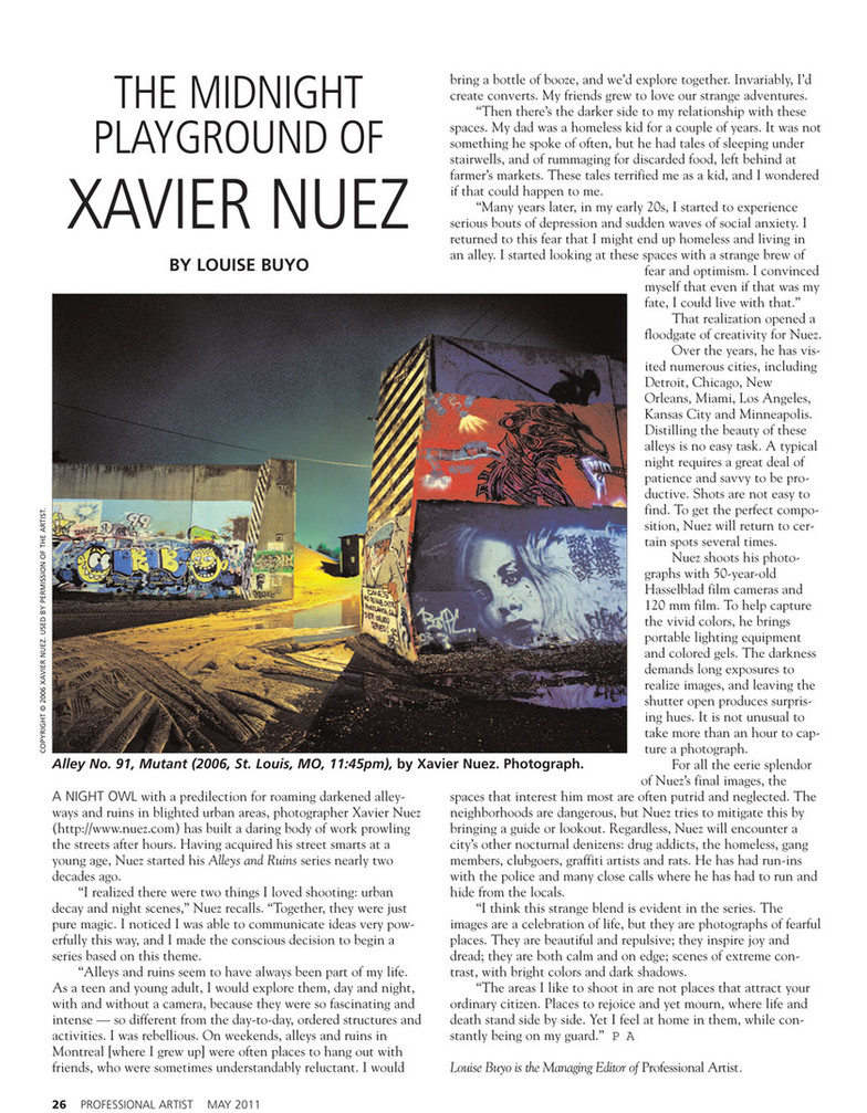 Professional Artist Magazine 2