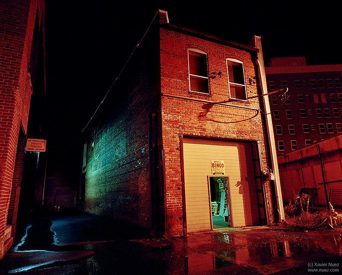 Alleys & Ruins no. 70, No Trespassing (2005, Bristol, VA)