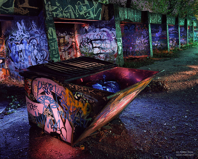 "chicago urban ruins graffiti adventures ""light painting"" ""night photography"" ""art photography"" ""long exposure photography"""