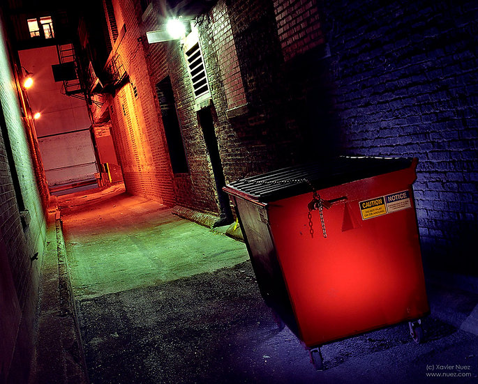 Alleys & Ruins no. 87, Play (2006, Chicago, IL, 12am)