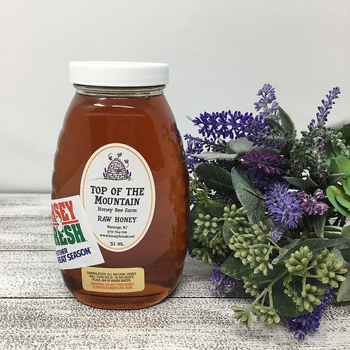 32 oz. raw honey