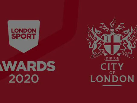 Our Coach Franck Invited to be a Judge at the 2020 London Sport Awards!