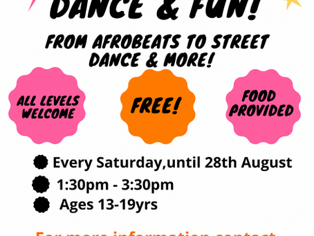Join Us For A Summer Of Dancing & Fun!