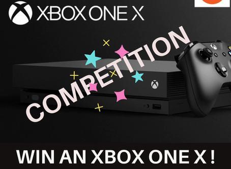 WIN AN XBOX ONE X!!