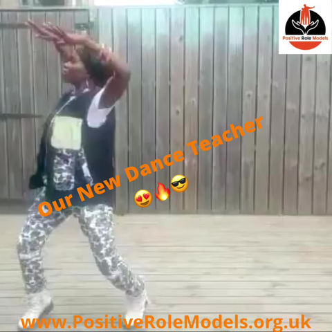 Our New Dance Teacher is Amazing!