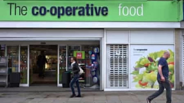 Co-op supports 'Positive Role Models' via its 'Community Fund'!
