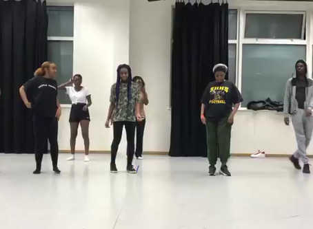Free, Weekly Afro beats Dance Classes For Girls!
