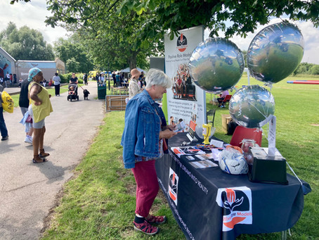 A Fabulous Day, at the 'People Need Parks Festival'!