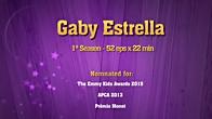 GABY ESTRELLA - TEMP.01 - GLOOB