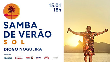 SAMBA DE VERÃO - DIOGO NOGUEIRA