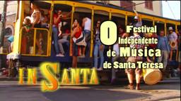 """DOCUMENTÁRIO """"IN SANTA"""""""