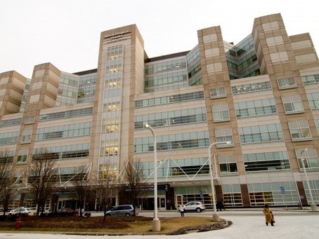Sent 100+ Notes to John H. Stroger, Jr. Hospital of Cook County (Chicago, Illinois)