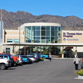 Sent 50 Notes to St. Thomas More Hospital (Cañon City, CO)