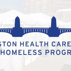 Sent 200 Notes to Boston Health Care for the Homeless (Boston, MA)