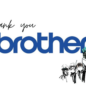 Thank You to Brother from Notes for Support!