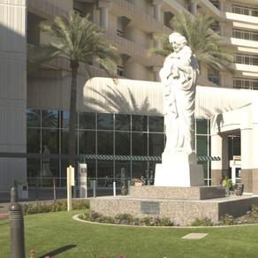 Sent 300 Notes to St. Joseph's Hospital (Phoenix, AZ)