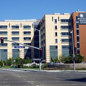 Sent 140 Notes to UC Irvine Medical Center (Orange, CA)