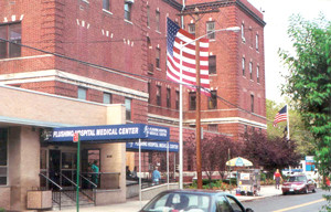 Sent 40 Notes to Flushing Hospital Medical Center 🗽(Queens, NY)