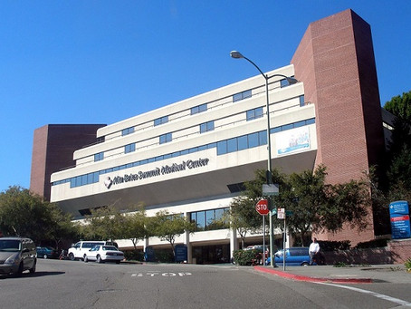 Sent 50 Notes to Alta Bates Medical Center (Berkeley, CA)
