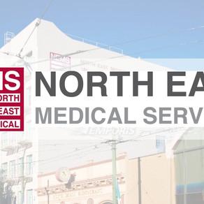 Sent 200 Notes to North East Medical (San Francisco, CA)