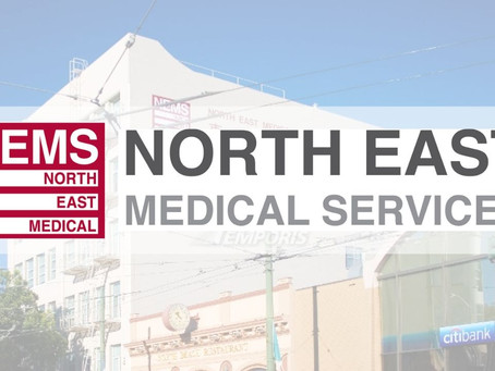 Sent 200 Notes to North East Medical (San Francisco, CA)