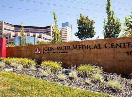 Sent 100 Notes to John Muir Health