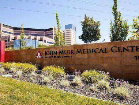 Sent 100 Notes to John Muir Health