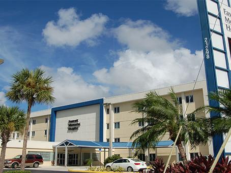Sent 150 Notes to Fawcett Memorial Hospital (Charlotte, FL)