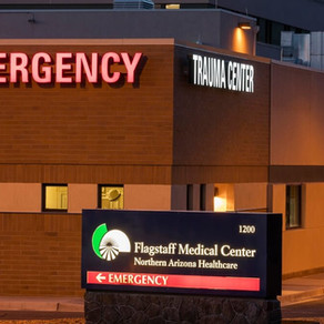 Sent 50 Notes to COVID-19 Patients at Flagstaff Medical Center (Flagstaff, AZ)