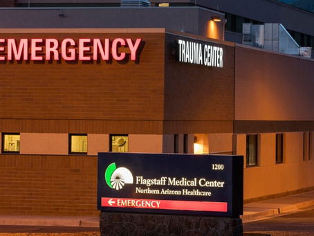 Sent 50 Notes to COVID-19 Patients atFlagstaff Medical Center (Flagstaff, AZ)