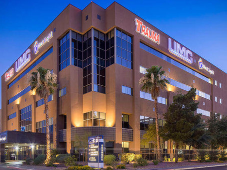 Sent 70+ Notes to University Medical Center (Las Vegas, NV)