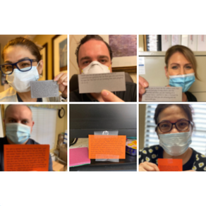 A Thank You from Healthcare Workers & Patients