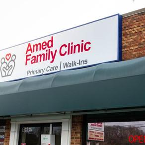 Sent 50 Notes to Amed Family Clinic(Nashville, TN)