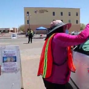 Sent 140 Notes to Tuba City Regional Health Care (Tuba City, AZ)
