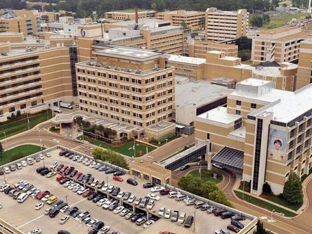 Sent 80 Notes to University of Mississippi Medical Center