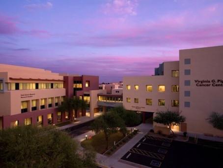 Sent 250 Notes to HonorHealth Shea Medical Center (Scottsdale, AZ)