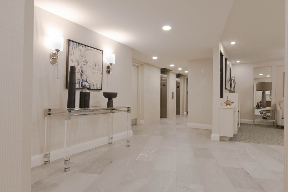 Lobby Renovation & Design