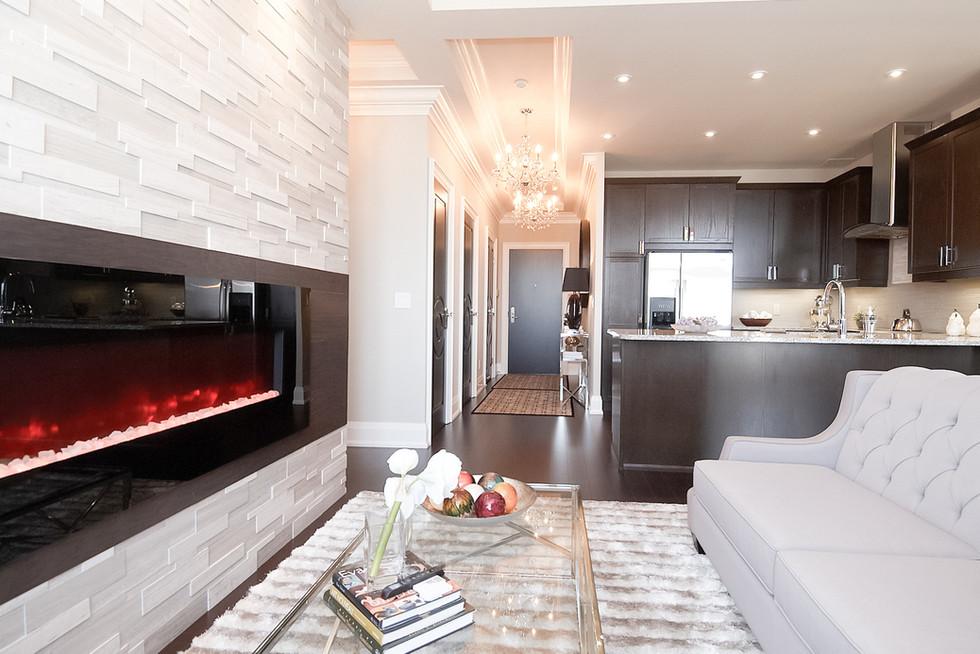 High End Condominium Design