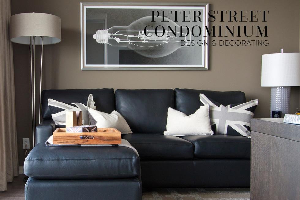 Condo Design & Decorating