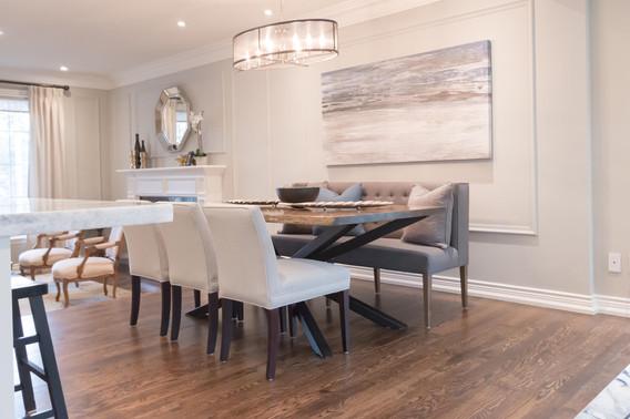 Living Room Design & Renovation