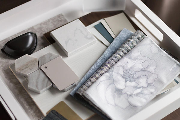 Decorating finishes, decorating details, new home finishes