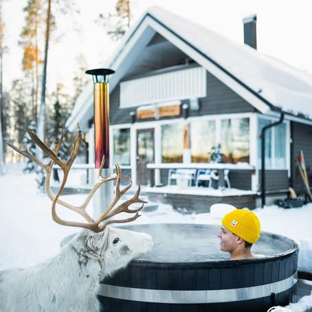Un Bain Nordique pour Noël