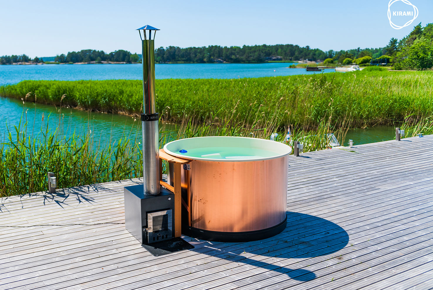 Pearly bain nordique eaufeeling