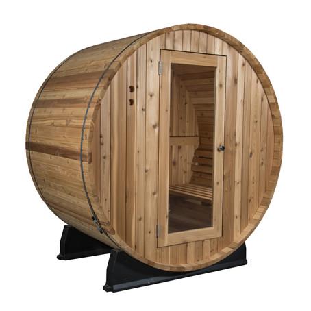 Salem, un sauna pour les petits espaces