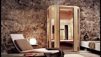 Ergo Balance plus sauna infrarouge eaufe
